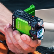 Meet The New Indestructible Action Camera From Olympus