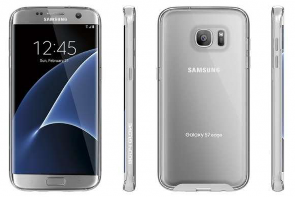 Samsung galaxy aluminium case