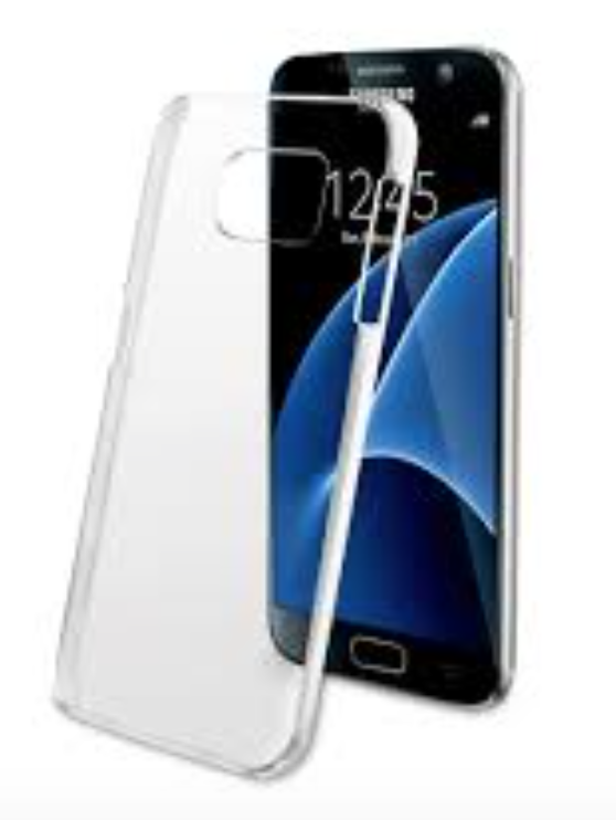 clear back case Galaxy S7