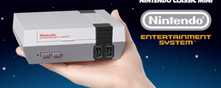 Which eighties kid doesn't remember the 8-bit magic of the first Nintendo NES home consoles? Well we have good news for all of you looking to take a trip down gaming memory lane.