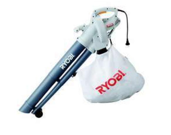 Ryobi mulching vacuum
