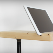 How To Build Your Own Laptop/Tablet Nightstand To Watch Movies In Bed
