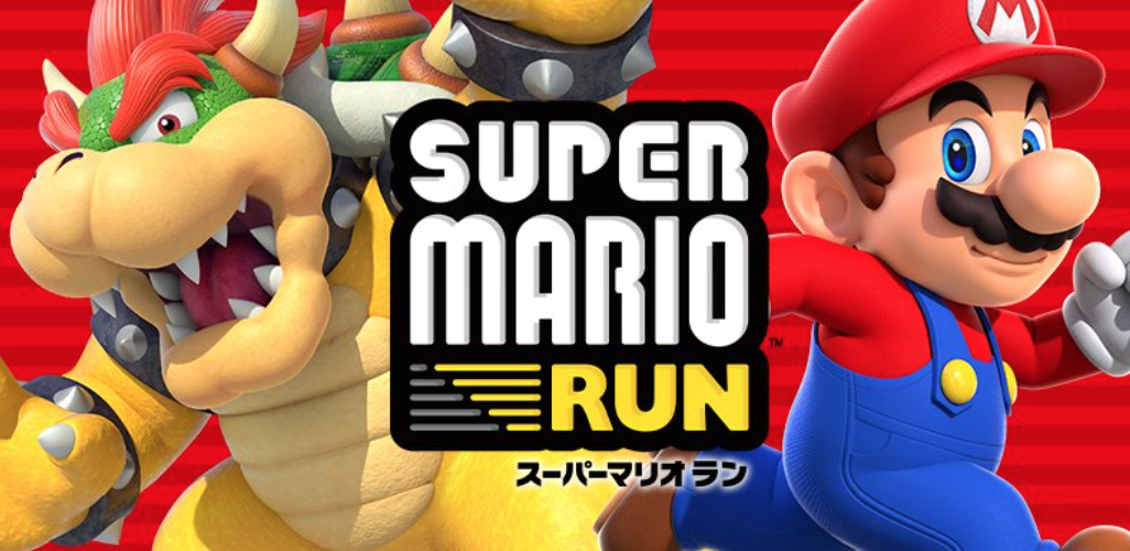 Super Mario Run Coming To Android This March