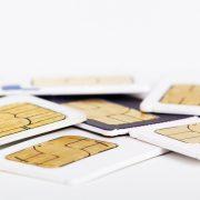 SIM Cards: Small, Smaller, And Smaller Still