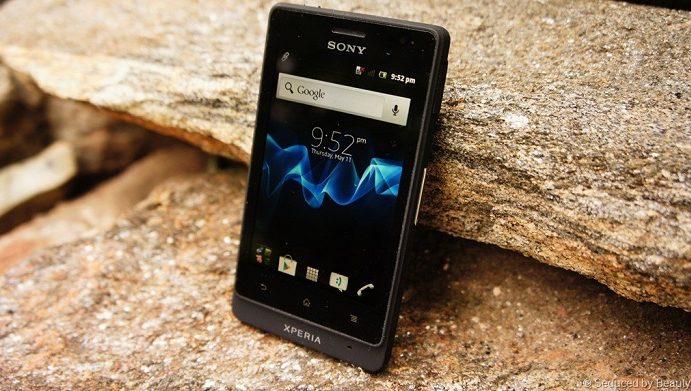 Sony Xperia Go 8 GB