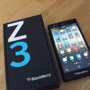 Review: BlackBerry Z3 8GB