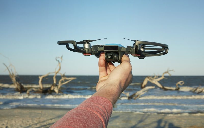 DJI Launches Its Smallest Drone