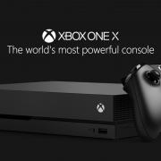 Project Scorpio Is Xbox One X
