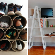 6 Clever DIY Ideas To Organise Your Home