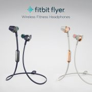 Fitbit launches their first wireless headphones
