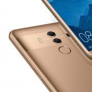 Huawei Mate 10 versus Samsung's Galaxy Note 8