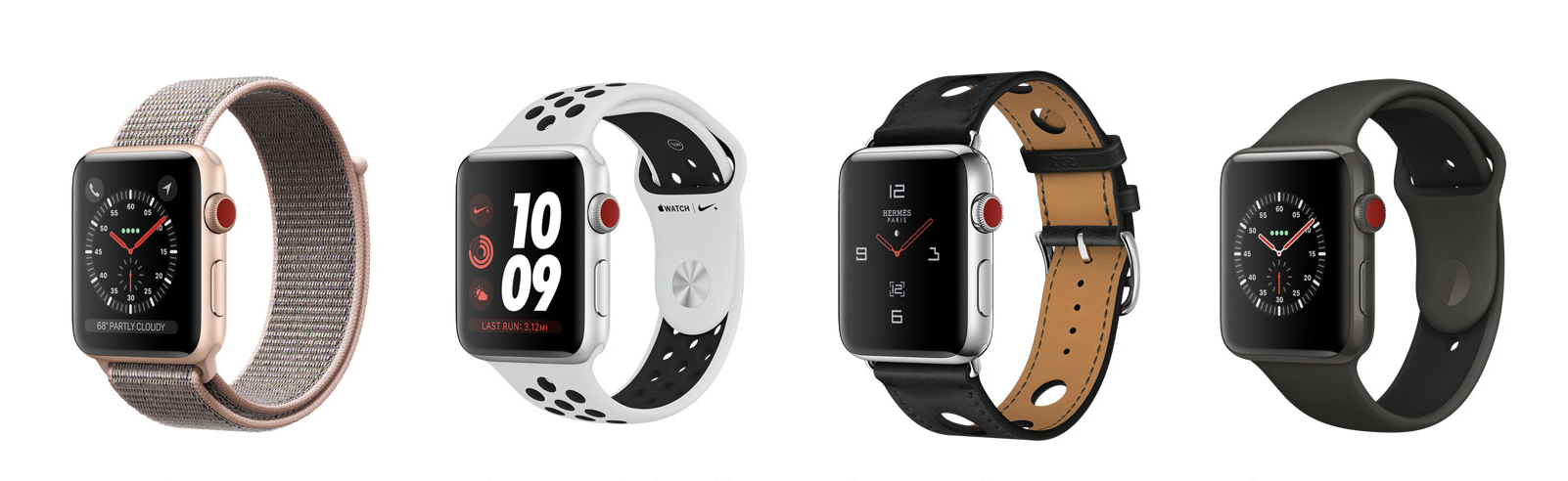 Apple Watch Series 3 to launch at iStore