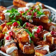How To Make Halloumi Fries