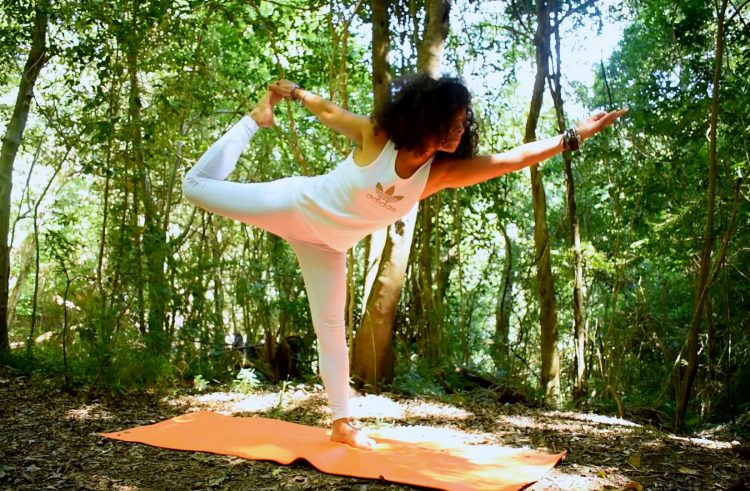 Simple Yoga Poses For Strength and Focus (Video)