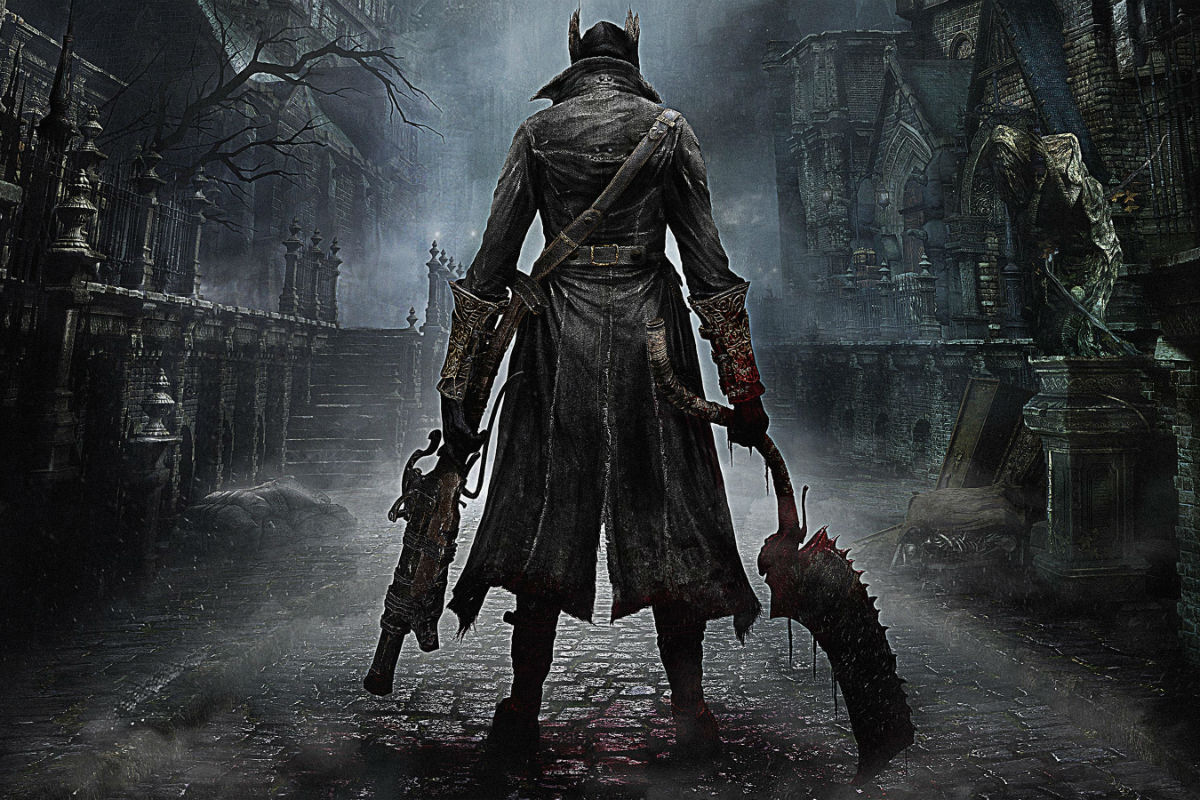 Bloodborne PS4 header 2