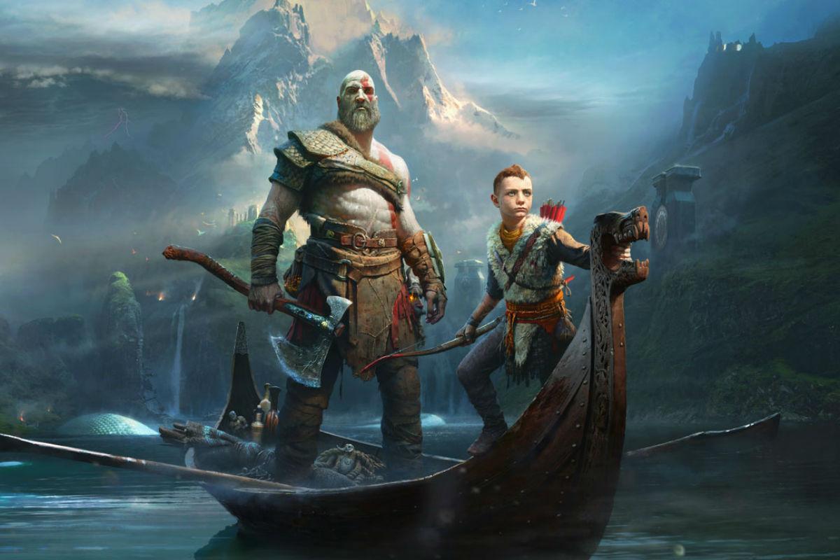 God of War review header