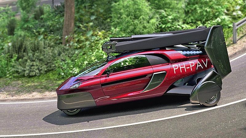 Pal-V-Car