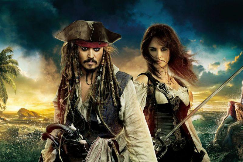 Pirates of the Caribbean on Strange Tides