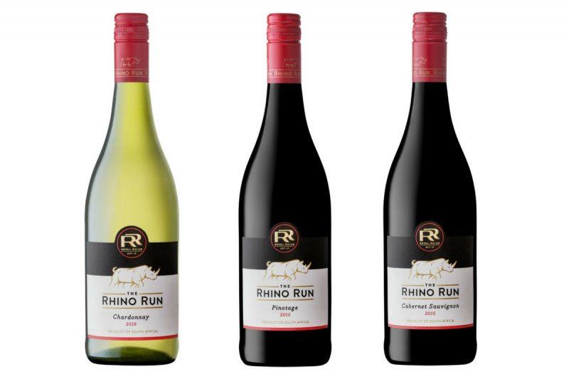 Rhino Run wine