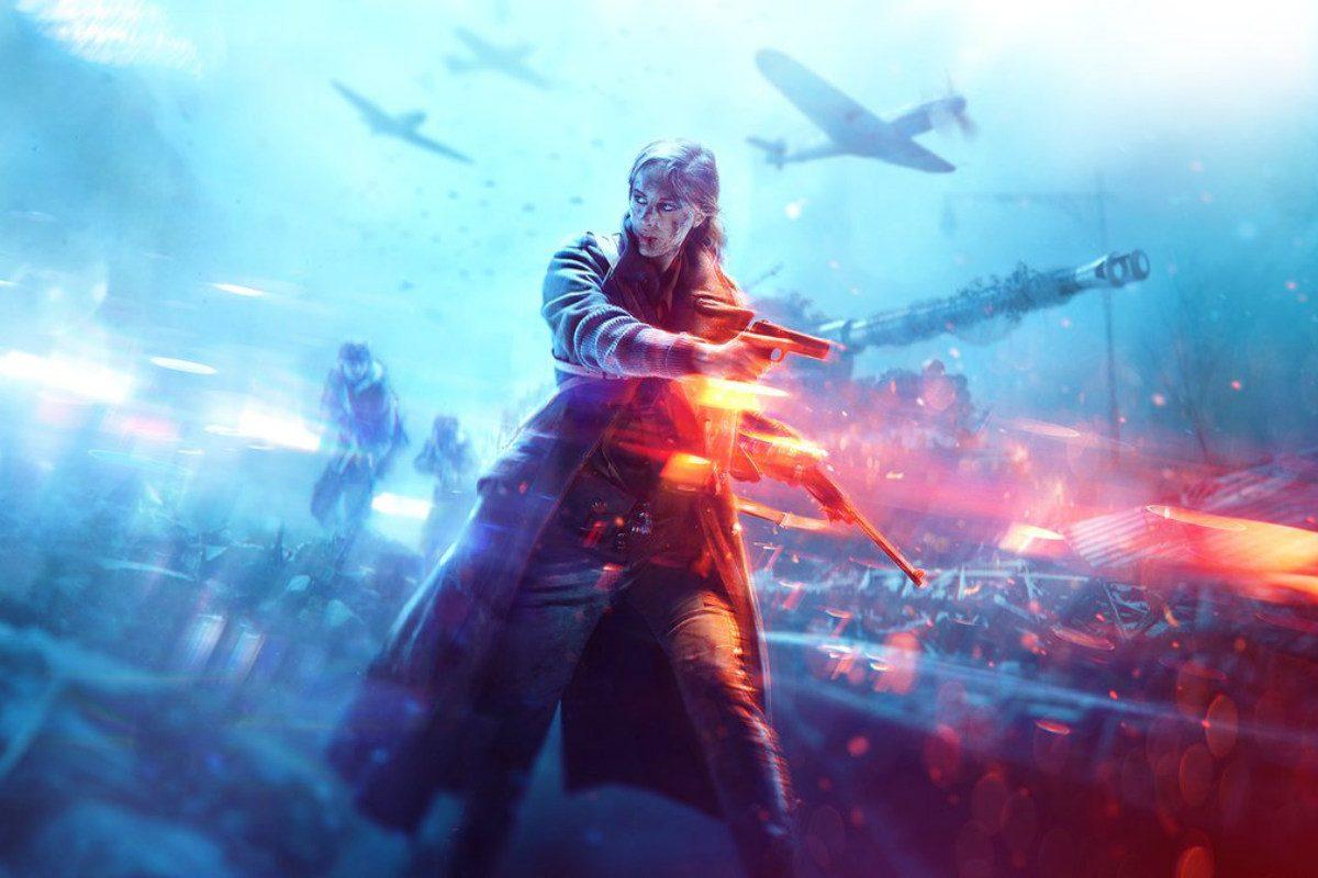 Battlefield 5 header