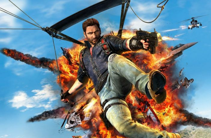 Just Cause 3 header