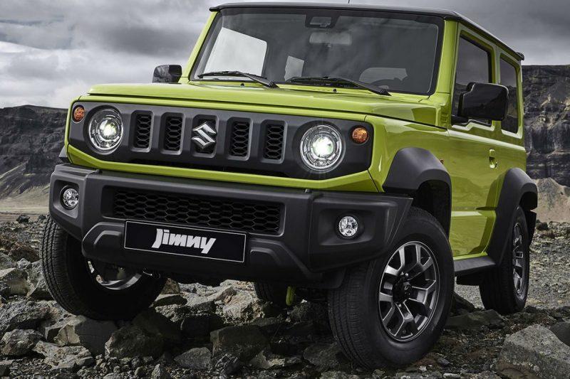 Suzuki Jimny header