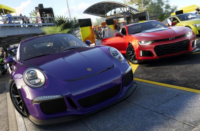 The Crew 2 header game