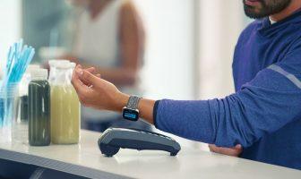 Fitbit Versa payment