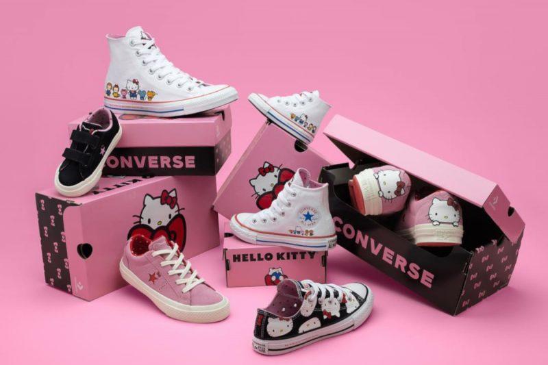 Hello Kitty X Converse
