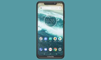 Motorola One header
