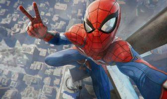 Spiderman PS4 header
