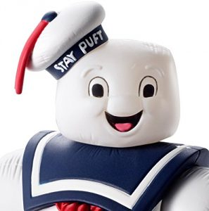 Ghost Busters Stay Puft Balloon Ghost Figure