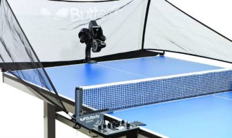 Table Tennis robot header