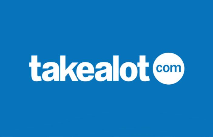 Takealot header