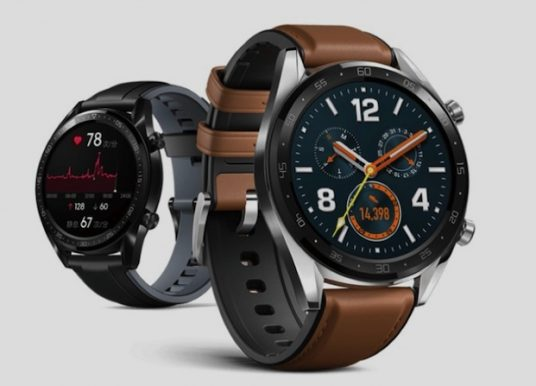 Huawei Launches Slick & Stylish Watch GT in SA