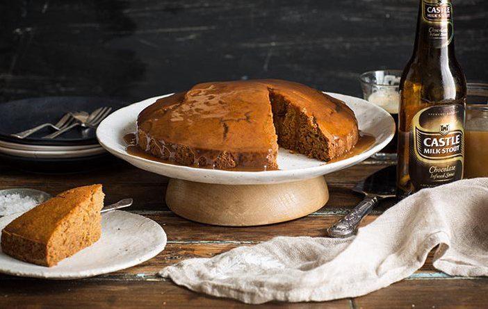 Castle Mlk Stout Cake