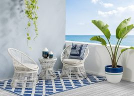 4 Styling Tips to Create a Chic Outdoor Space at Home